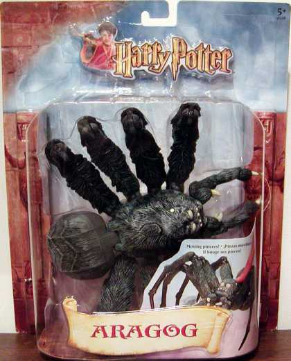 Action Figure Boxes - Harry Potter: Aragog