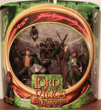 Action Figure Boxes - Lord of the Rings