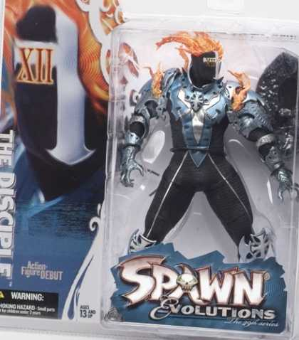 Action Figure Boxes - Spawn Evolutions