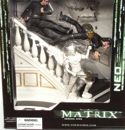 Action Figure Boxes - Matrix: Meo