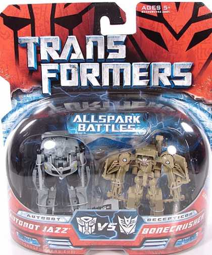 Action Figure Boxes - Transformers Allspark Battles