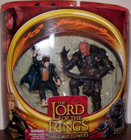 Action Figure Boxes - Lord or the Rings