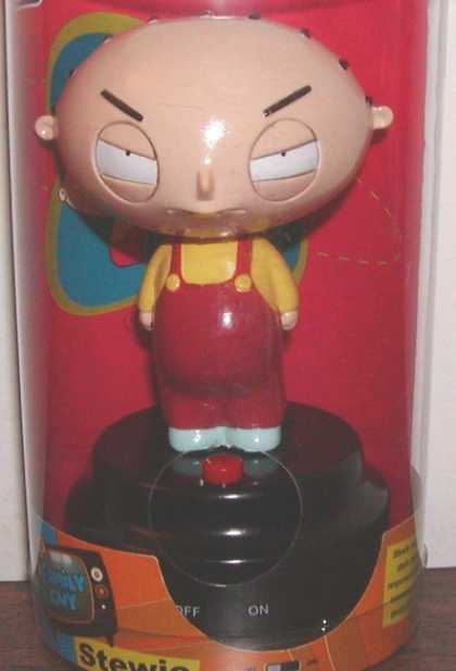 Action Figure Boxes - Family Guy: Stewie
