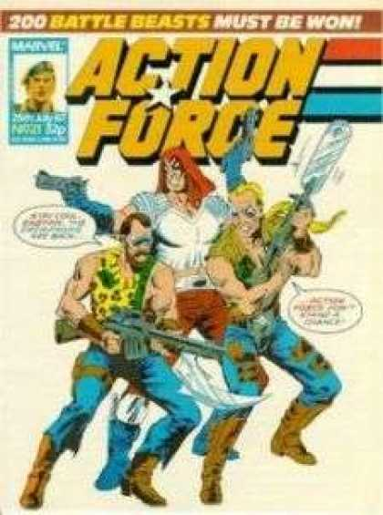 Action Force 21