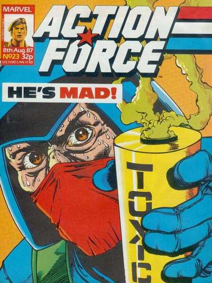 Action Force 23