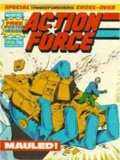 Action Force 26