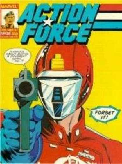 Action Force 28 - Feelig Lucky - Time To Pay - Smile For The Cannon - Its A Long Fall From Here - Oh Boy