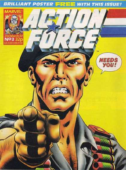 Action Force 3