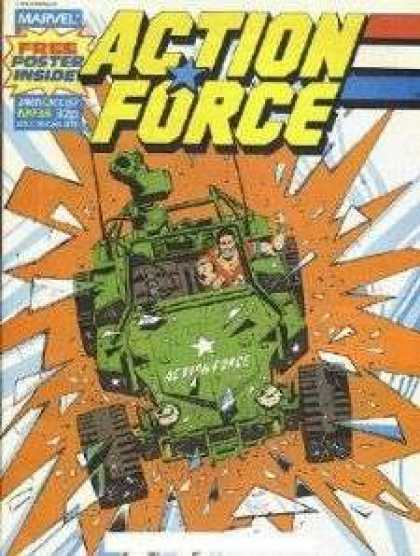 Action Force 34