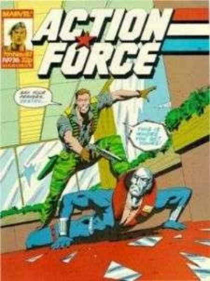 Action Force 36