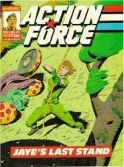 Action Force 39