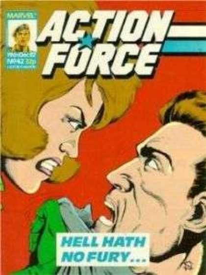 Action Force 42