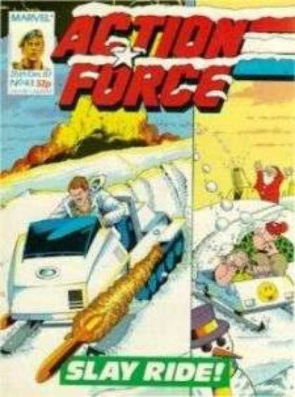 Action Force 43
