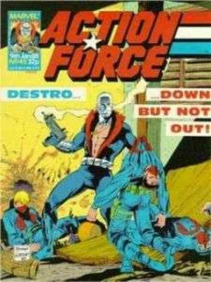 Action Force 45