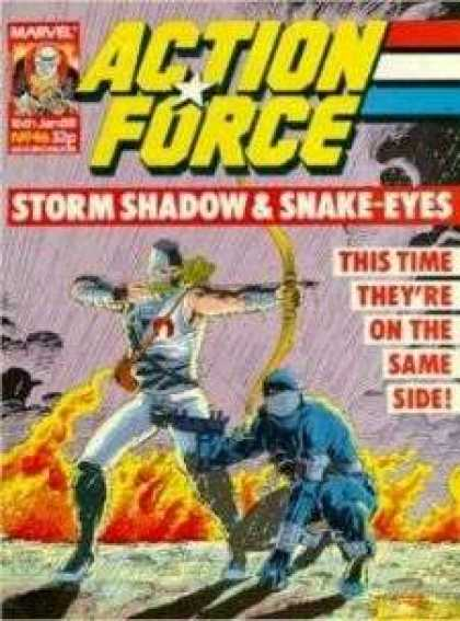 Action Force 46