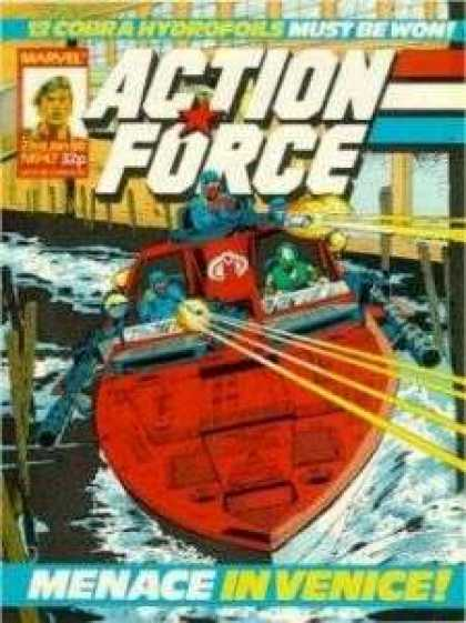Action Force 47 - Bryan Hitch