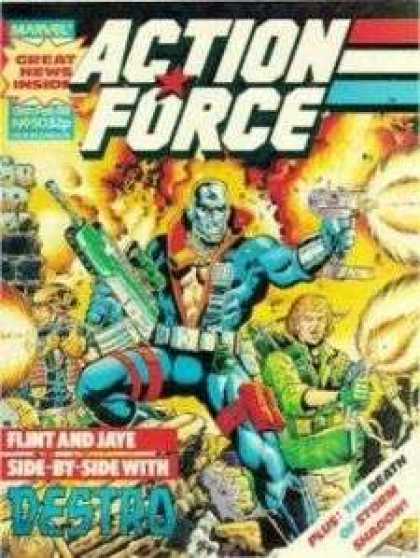 Action Force 50