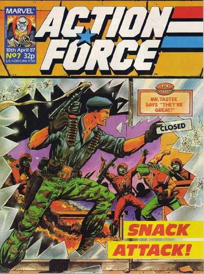 Action Force 7