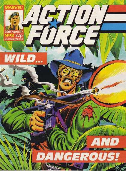 Action Force 8