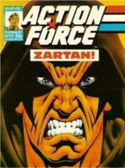 Action Force 9