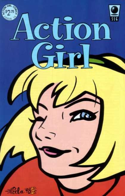 Action Girl Comics 16