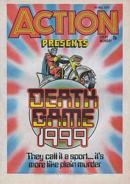 Action 13 - Sport - Murder - Monday - Motorcycle - Death Game 1999