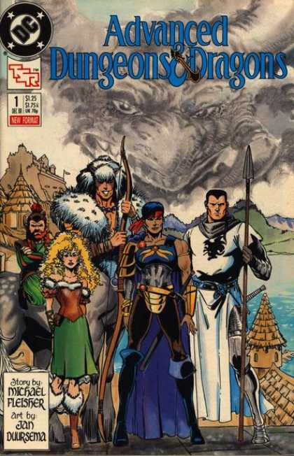 Advanced Dungeons & Dragons 1