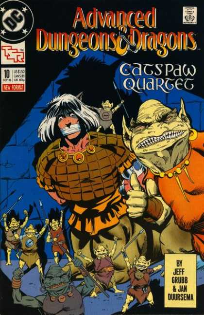 Advanced Dungeons & Dragons 10