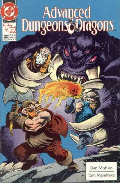 Advanced Dungeons & Dragons 32