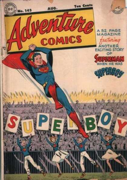 Adventure Comics 143 - Superboy