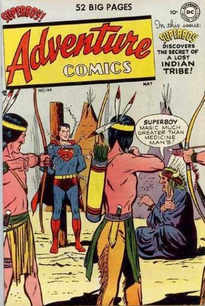 Adventure Comics 164 - Indians