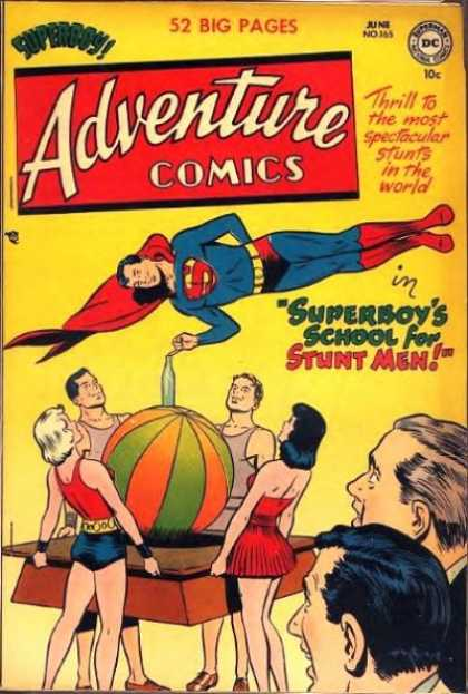 Adventure Comics 165 - Superboy