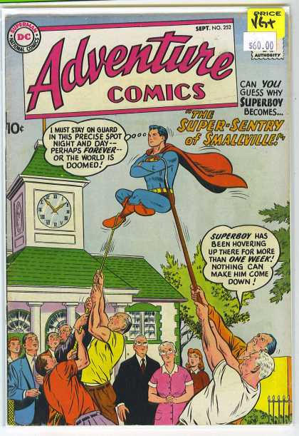 Adventure Comics 252 - Curt Swan
