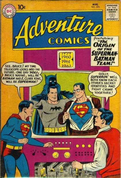 Adventure Comics 275 - Curt Swan