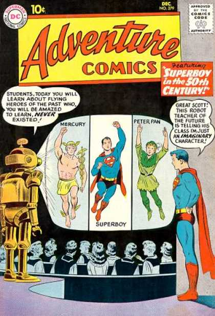 Adventure Comics 279 - Curt Swan