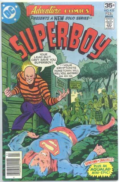 Adventure Comics 455 - Kryptonite