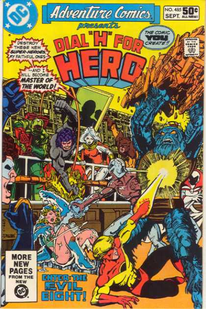 Adventure Comics 485 - George Perez