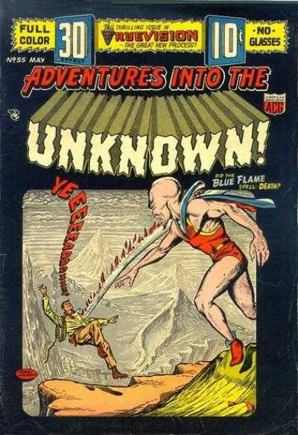 Adventures Into the Unknown 55