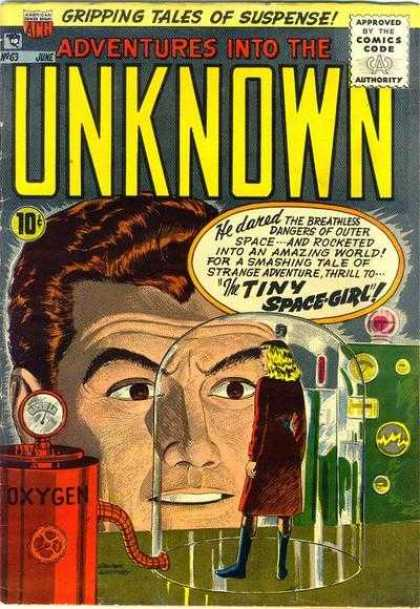 Adventures Into the Unknown 63