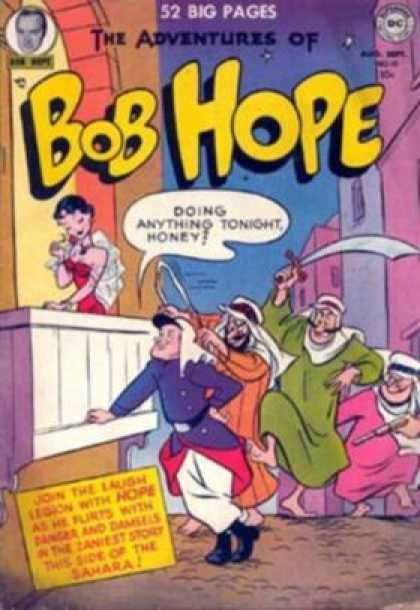 Adventures of Bob Hope 10