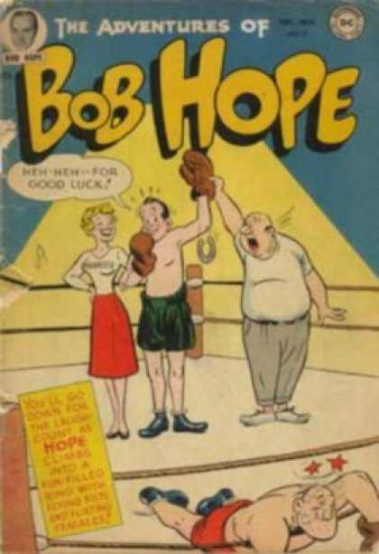 Adventures of Bob Hope 12