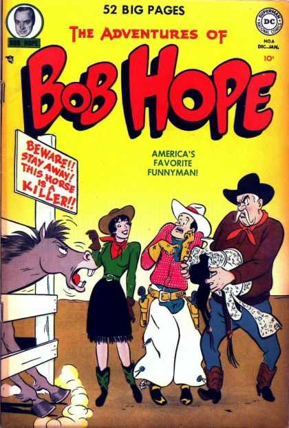 Adventures of Bob Hope 6