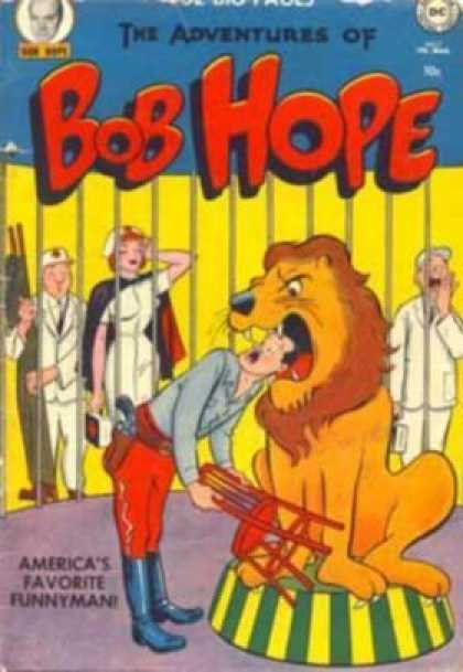 Adventures of Bob Hope 7
