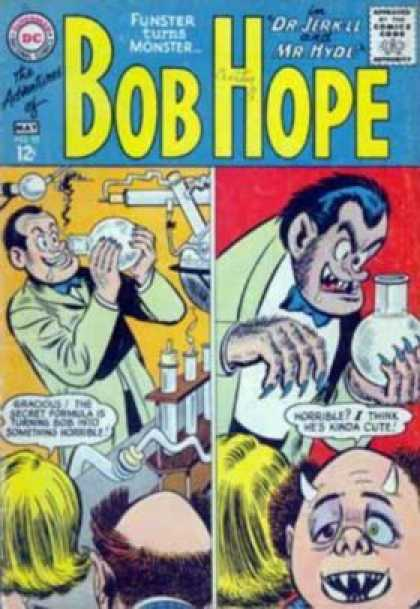 Adventures of Bob Hope 92 - Bob Oksner