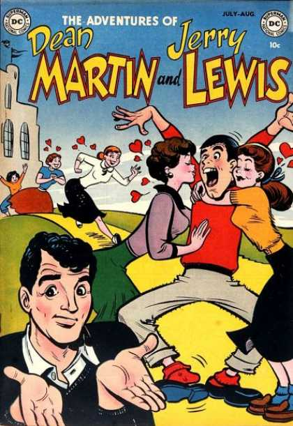 Adventures of Dean Martin and Jerry Lewis 1