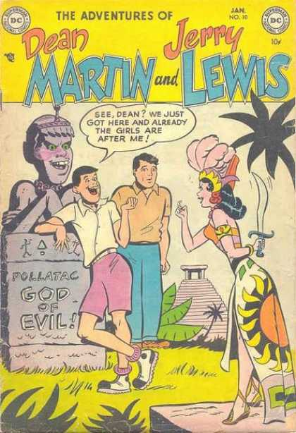 Adventures of Dean Martin and Jerry Lewis 10