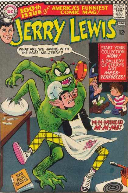 Adventures of Dean Martin and Jerry Lewis 100