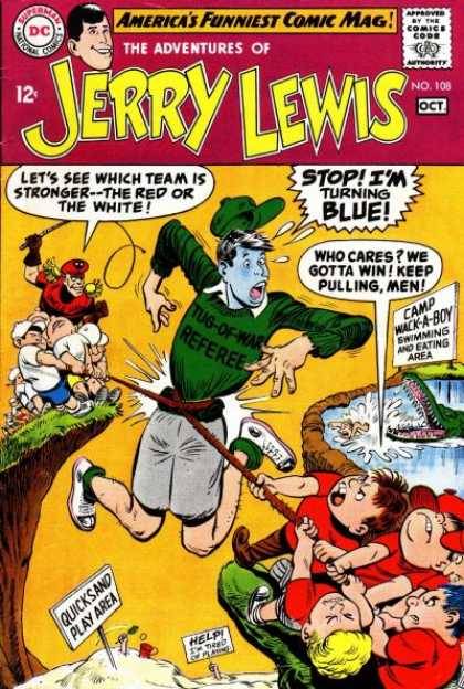 Adventures of Dean Martin and Jerry Lewis 108