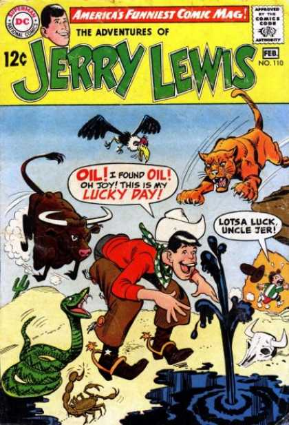 Adventures of Dean Martin and Jerry Lewis 110