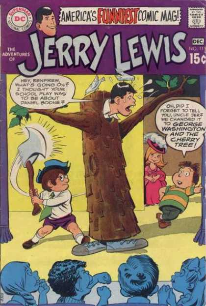 Adventures of Dean Martin and Jerry Lewis 115